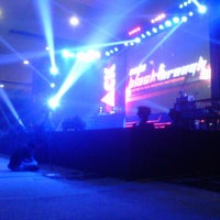 Photo taken at Jogja Expo Center (JEC) by BILLY B. on 5/11/2013