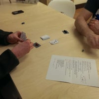 Photo taken at Diversions Puzzles and Games by Brett P. on 5/15/2014