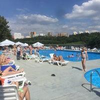 Photo taken at Ясная Поляна by Vlad P. on 7/28/2017