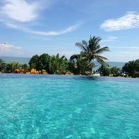 Photo taken at Sheraton Bali Kuta Resort by Mario S. on 6/16/2013