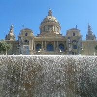 Foto tomada en Muntanya de Montjuïc por Luis F. el 6/17/2013