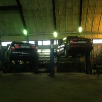Photo taken at IRA autoservice by Анна И. on 4/12/2014