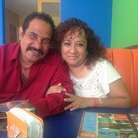Photo taken at Rey Maya by Helena S. on 6/1/2014