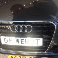 Photo taken at Autobedrijf van Mossel by Jos d. on 2/28/2014