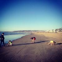 Foto diambil di Mission Beach Park oleh Pavel K. pada 12/28/2013
