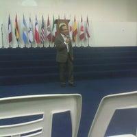 Photo taken at Misión Familiar Internacional - Callao by Karina L. on 11/17/2013