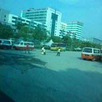 Photo taken at Wawasan Bus Terminal by AiYeen K. on 10/5/2012