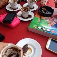 Photo taken at Camlı Cafe by Dilara K. on 1/24/2014