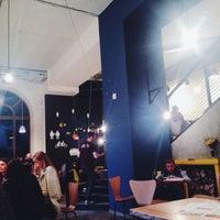 Снимок сделан в DRUZI cafe & bar пользователем Anastasia C. 4/24/2015