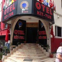 Foto tirada no(a) Otel Kit Tur por Süha E. em 6/17/2013