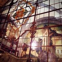 Photo taken at Palazzo Zevallos Stigliano by S D. on 4/27/2014