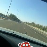 Photo taken at Al Ain -dubai Highway by Zaher K. on 5/19/2015