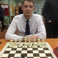 Photo taken at Шахматный Клуб Белая Ладья by Кирилл О. on 12/14/2013