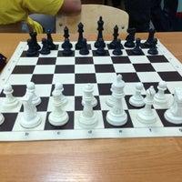 Photo prise au Шахматный Клуб Белая Ладья par Кирилл О. le9/17/2013