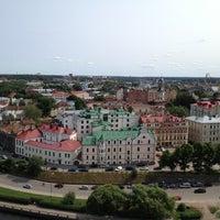 Снимок сделан в Выборгский замок пользователем Eldar V. 7/9/2013