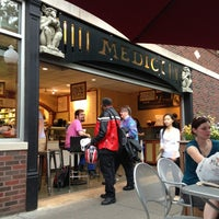 Photo taken at Medici on 57th by Dustin M. on 6/18/2013
