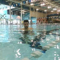 Photo taken at Canada Games Aquatic Centre by Mehmet on 10/12/2013