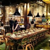 Photo taken at Mr. Wong by Lisa G. on 12/21/2012