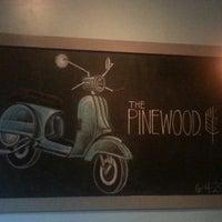 Photo taken at The Pinewood by Dalton on 8/12/2013