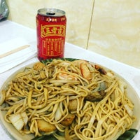 Photo taken at Wong Good Hand Pull Noodle by Jeff E. on 2/7/2016