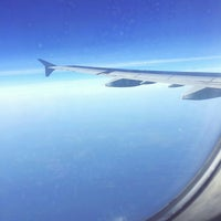Photo taken at S7 Flight to Moscow by Nasty S. on 9/22/2017