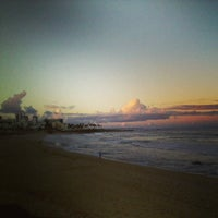 Photo taken at Praia Jardim dos Namorados by Renato M. on 7/2/2013