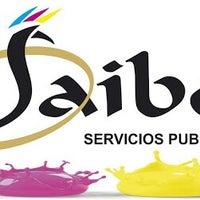 Photo taken at Saibot Servicios Publicitarios by Alicia S. on 6/18/2013