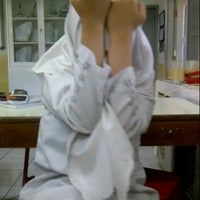 Photo taken at SMAN 47 by Fanny S. on 2/8/2013