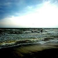Снимок сделан в Пляж Коблево пользователем Алена Б. 9/6/2015