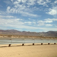 Photo taken at Mojave Desert by Meredith R. on 8/31/2013
