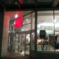 Photo taken at H&M by Joel R. on 10/18/2013