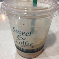 Photo taken at Sweet & Coffee by Mafer G. on 8/3/2014