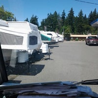 Photo taken at wilder rv by Aaron S. on 6/18/2013