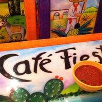 Photo taken at Cafe Fiesta by Lorraine L. on 7/25/2013