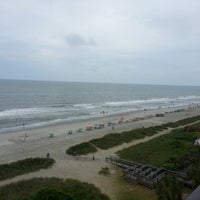 Photo taken at Ocean Park Resort by Scrumptyous K. on 7/12/2013