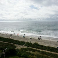 Photo taken at Ocean Park Resort by Scrumptyous K. on 7/13/2013