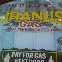 Photo taken at Uranus Gas by Garnetta t. on 5/8/2014