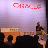 Photo taken at Oracle Conference Center by Tuobin W. on 4/1/2015
