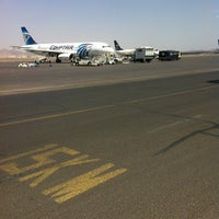 Photo taken at Air Traffic Control Tower (MED) | برج المراقـبة الجـوية by .ιlι.professional.ιlι. on 7/2/2013