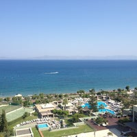 8/4/2013にDenisがSheraton Rhodes Resortで撮った写真