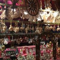 Photo taken at Christkindlmarkt by Denis on 12/22/2012