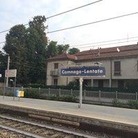 Photo taken at Stazione Camnago - Lentate by H.G. on 9/12/2015