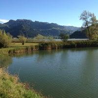 Photo taken at Zum Hirschen by Huda A. on 10/10/2014
