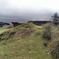 Photo taken at Hrad Litice by Dalibor S. on 10/12/2013