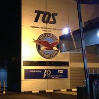 Photo taken at Turbine Overhaul Service Pte Ltd by Alex W. on 12/13/2012