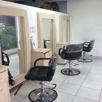Photo taken at InStyle Salon Spa by Duglas H. on 6/19/2013