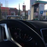 Photo taken at gasolinera 10943 by Alejandra L. on 11/14/2016
