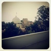 Photo taken at Kabir Ashram by Dron M. on 8/20/2013