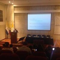 Photo taken at Edificio 95 - Pontificia Universidad Javeriana by Carlos B. on 9/10/2015