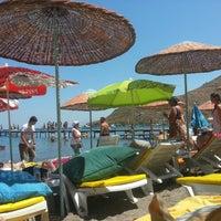 7/23/2013 tarihinde Emre B.ziyaretçi tarafından Karaincir Plajı'de çekilen fotoğraf